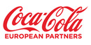 Logo Coca-Cola European Partners Deutschland GmbH in Hildesheim