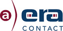 Logo era-contact GmbH in Bretten